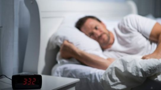 Adults with widespread pain more likely to develop insomnia