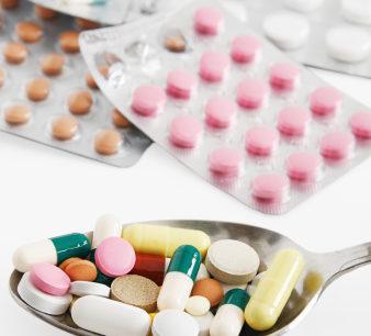 Multiple medications