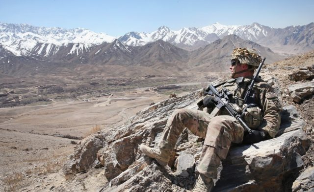 One in Six Iraq, Afghanistan Veterans Might Have PTSD