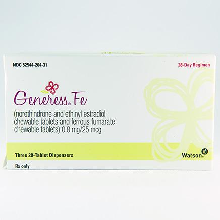 GENERESS Fe