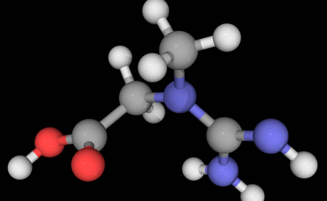 creatine molecule