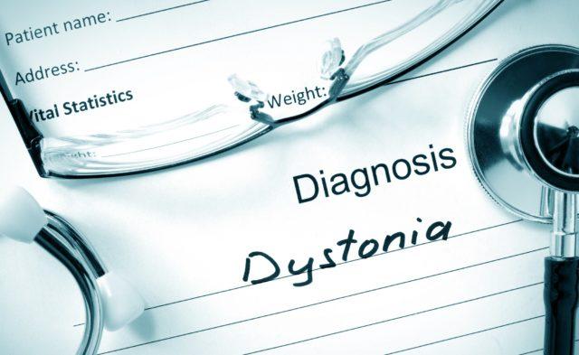 Dystonia diagnosis
