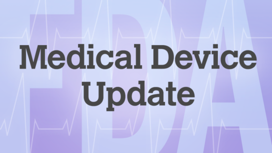 FDA-medical-device-update