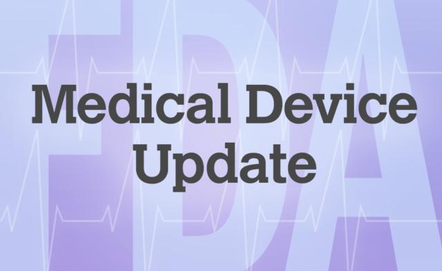 FDA-medical-device-update