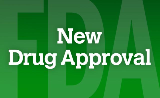 new drug approved