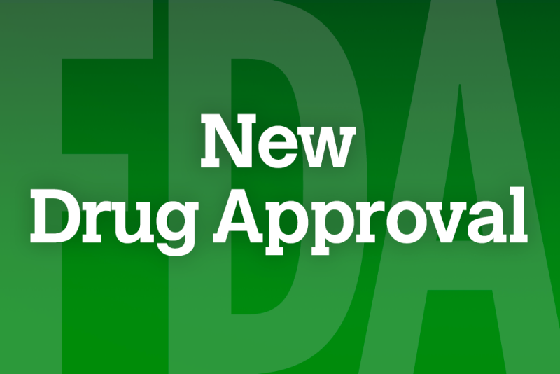 new drug approved