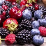 The MIND diet, which focuses on berries, helps prevent Alzheimer's disease.