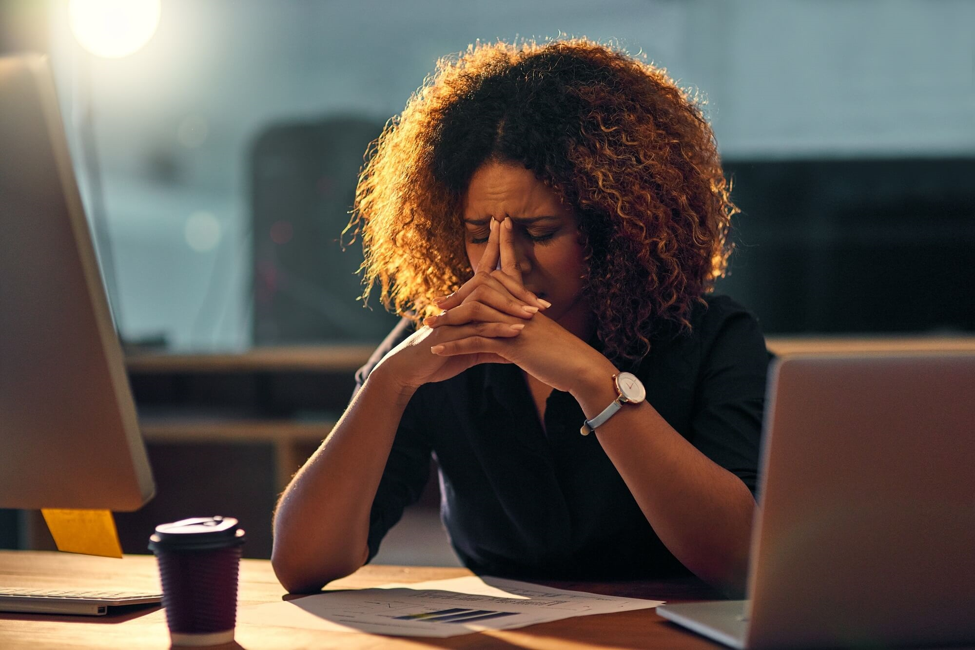 Female Neurologists Have Higher Job Burnout Than Male