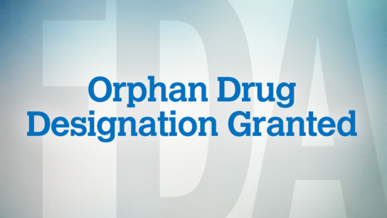 FDA Orphan Drug Designation
