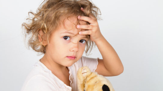 Pediatric migraine