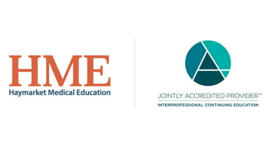 Haymarket Medical Education a Joint Accredited Provider