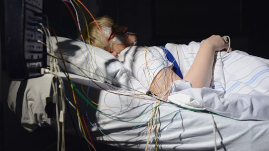 sleep study polysomnography